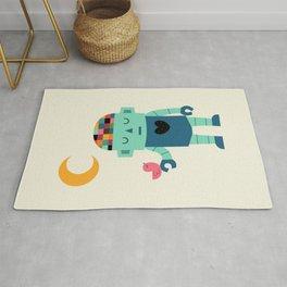 Robot Dreams Rug
