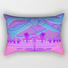 Kami's Lookout Rectangular Pillow