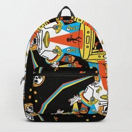 Intergalactic Get Down Backpack