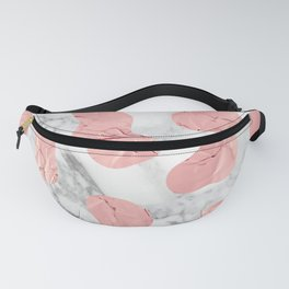 Marble Gold Session III-XXII Fanny Pack