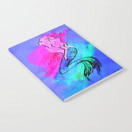 Midnight Mermaid Notebook