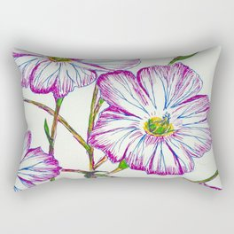summer begin Rectangular Pillow