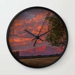 Beautiful Dawn Wall Clock