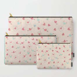 Letters for your sweetheart . Carry-All Pouch