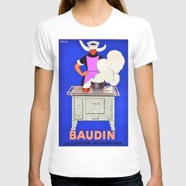 Vintage poster - Baudin T-shirt
