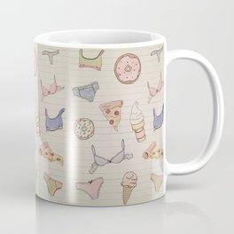 Treats n Undies Coffee Mug