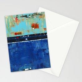 Dress Blues Stationery Cards