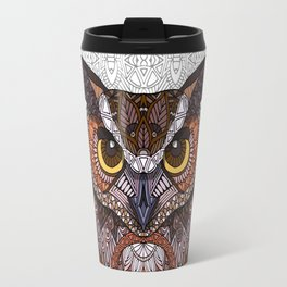 Great Horned Owl 2016 Travel Mug