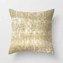 Exploding Fairies. Throw Pillow
