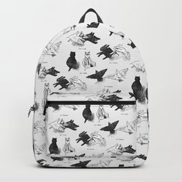 Shadow Puppets Backpack