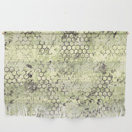 Sage Green Odyssey Wall Hanging