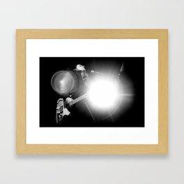 Jack White - I Framed Art Print