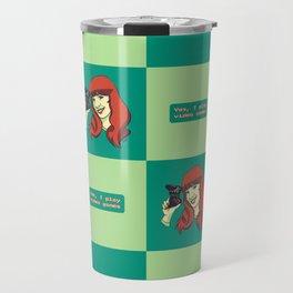Charlie - Supernatural Travel Mug