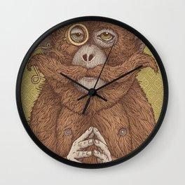 Great Uncle Reginald Wall Clock