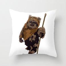Yubnub! Throw Pillow