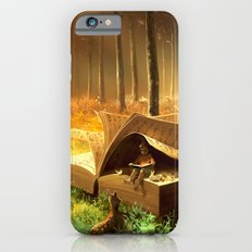 A safe place where you can go Slim Case iPhone 6s