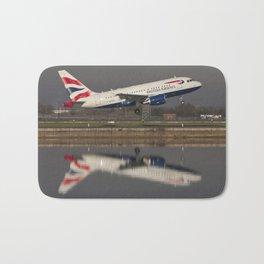 British Airways A318 Bath Mat