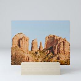 Cathedral Rock / Sedona, Arizona Mini Art Print