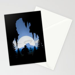 The last of us part 2 - Ellie Stationery Cards