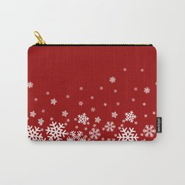 Xmas Snow 02 Carry-All Pouch
