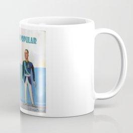 Evita y Juan Perón. Nacional y popular. Coffee Mug