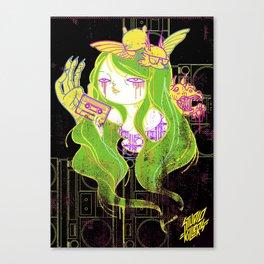 Ill Cherry Canvas Print