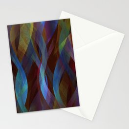 Abstract background G136 Stationery Cards