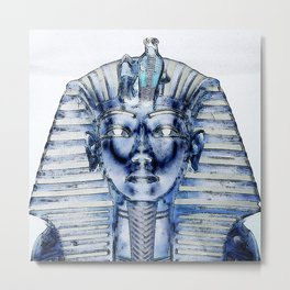 KingTut20150903 Metal Print