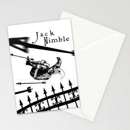 BE NIMBLE Stationery Cards