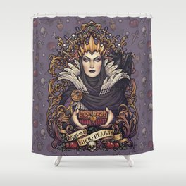 Bring me her heart Shower Curtain