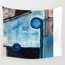 wintertime Wall Tapestry