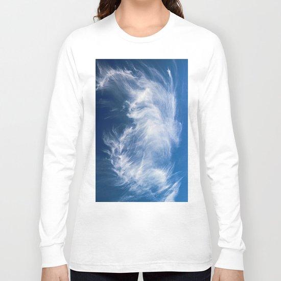 Mystical Cloud Formation Long Sleeve T-shirt