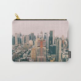 New York architecture 4 Carry-All Pouch