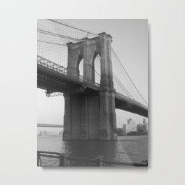BK Metal Print