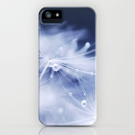 FLUFFY SNOW iPhone Case