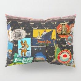 BON VOYAGE Pillow Sham