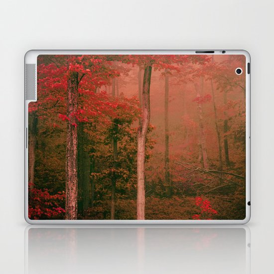 Autumn Fog Laptop & iPad Skin