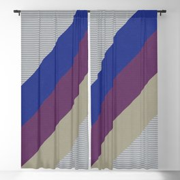 Dynamic Recording Video Cassette Palette Blackout Curtain