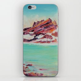 Broken Top Lake iPhone Skin