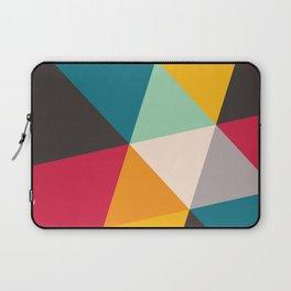 Geometric Triangles Laptop Sleeve
