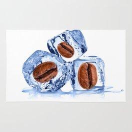 Iced coffee Rug