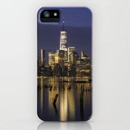 New York City Drama  iPhone Case