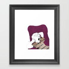 Baille Framed Art Print