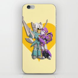 Science Dorks (without mask) iPhone Skin