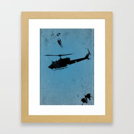 Apache Framed Art Print