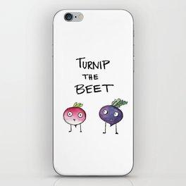 Turnip the Beet iPhone Skin