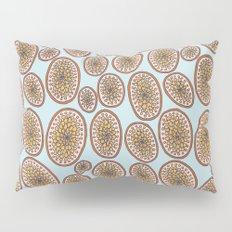 Hagfish Mouth Pattern Pillow Sham