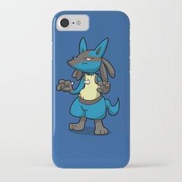 Pokémon - Number 448! iPhone Case