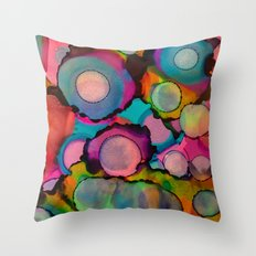 The Universe Inside Throw Pillow