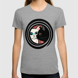Cool cats T-shirt